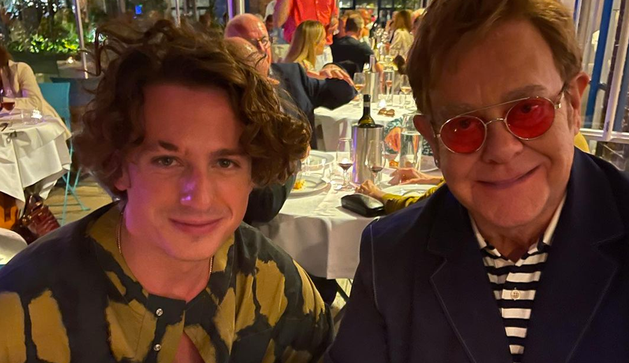 Elton John e Charlie Puth