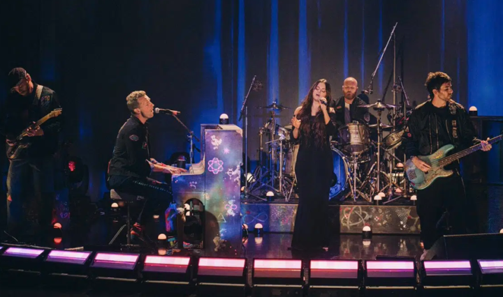 Coldplay e Selena Gomez