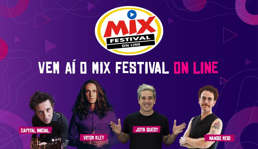Mix Festival Online